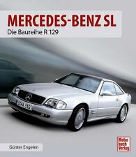 Mercedes-Benz SL R129 - Buch book (Engelen 280 300 320 500 600 AMG Brabus R 129)