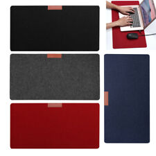 Large Mouse Pad Wool Felt Table Keyboard Mice Mat Office Desk Mat Laptop Cushion