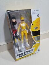 Mighty Morphin Power Rangers Lightning Collection Yellow Ranger Figure