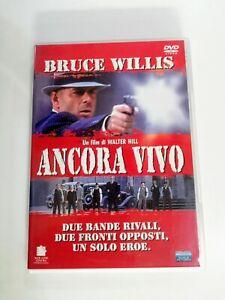 Ancora Vivo Dvd Bruce Willis Edizione Vendita Fuori Catalogo DVD EAGLE PICTURES