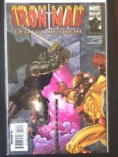 Iron Man Legacy of Doom   #3     (2008)      Camelot Trilogy      VF/NM