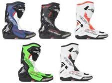 Bottes noirs RST pour motocyclette
