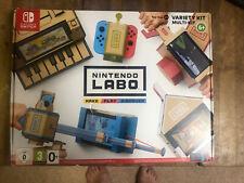 Nintendo Labo Variety Multi Kit Toy-Con 01 | Nintendo Switch New. Unopened.