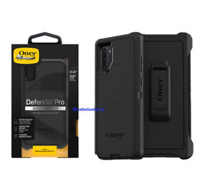 OtterBox DEFENDER SERIES Case & Holster for Galaxy Note10 Plus - Black