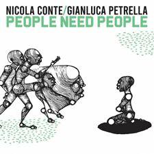 NICOLA CONTE/GIANLUCA PETRELLA People Need People CD NUOVO .cp