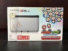 Nintendo 3ds XL limited edition Mario & Luigi dream team New/Sealed