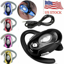 Wireless Bluetooth Headset Business Earpiece For Motorola Moto G6 Play G7 iPhone