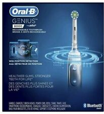 Oral-B D701.535.6XC Electronic Rechargeable Rotating Toothbrush - White