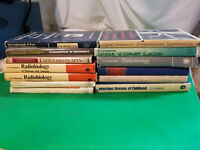 Lot of 13 Soviet Era English Language translations of Russian books on Medicine