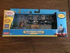 Muddy Ferdinand for Thomas & Friends Die-Cast Take-n-Play Sereis of Trains New