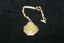 RARE Swiss Made MARS 15 Jewels Adjusted Gold Filled Watch