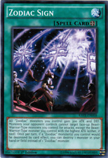 3X Zodiac Sign -Common- RATE-EN058-NM-Yugioh Raging Tempest