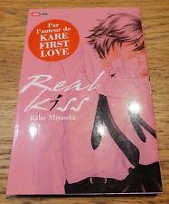 MANGA : REAL KISS - KAHO MIYASAKA - VF