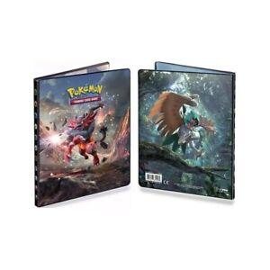 Sun & Moon A5 4 pocket portfolio binder. Pokemon Incineroar