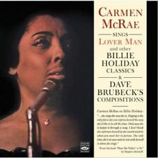 CARMEN MCRAE/SINGS 'LOVER MAN' AND OTHER BILLIE HOLIDAY CLASSICS...