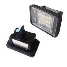 LED SET MERCEDES GLK X204 Kennzeichenbeleuchtung Kennzeichen Leuchte