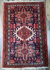 2.1 x 3.3 GHARAJEH HERIZ RUG SERAPI TRIBAL KAZAK CAUCASIAN SHIRVAN NOMADIC