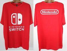 T-shirt Nintendo Switch  - 100% Cotton - All Sizes - N64 Wii-u SNES