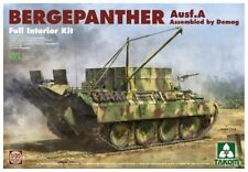 TAKOM 1/35 German BERGEPANTHER Ausf.A Assembled by Demag 1945 Model Kit