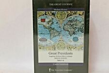The Great Courses Great Presidents (Course Dvds & Guidebook)