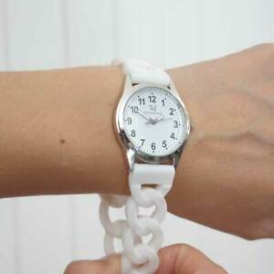 Silicone Stretch Band Watch |