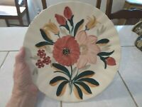 Blue Ridge Mickey Colonial Dinner Plate USA made