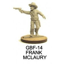 GBF-14 Frank Mclaury - Knuckleduster Miniatures - Old West