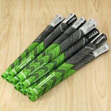 13x MIDSIZE GREEN Golf Pride MCC Plus 4 Golf Club Grips Full Set New US 13 PCS
