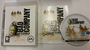 PS3 Battlefield Bad Company Playstation 3
