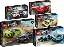 LEGO Speed Champions 76899 76898 76897 76896 76895 Audi Ferrari N2/20