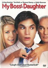 My Boss's Daughter ~ Ashton Kutcher ~ New Factory Sealed DVD ~ FREE Shipping USA