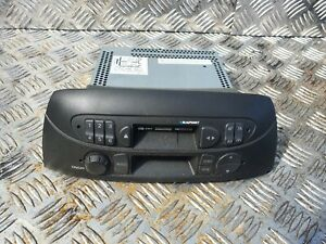 1999-2004 FIAT PUNTO 1.2 PETROL BLAUPUNKT TAPE RADIO STEREO PLAYER 7641374316