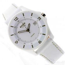 Boccia Titanium Damenuhr Ceramic weiß  3226-02