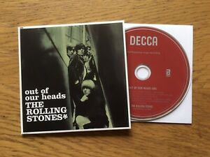The Rolling Stones Out Of Our Heads MONO CD Mini LP CD Superb