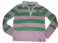 NEU Edc by Esprit tolles Sweatshirt Gr. L rosa-grün gestreift !!