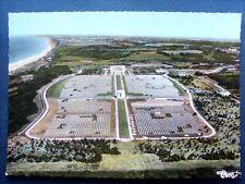 14 , colleville sur mer ,le cimetière américain st laurent en 1966