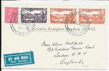 NEW ZEALAND 1934 FLIGHT COVER
