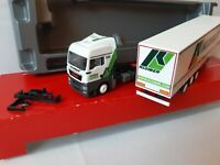 MAN TGX    KLOIBER Logistik GMBH  / Megaliner  85238 Petershausen 305013