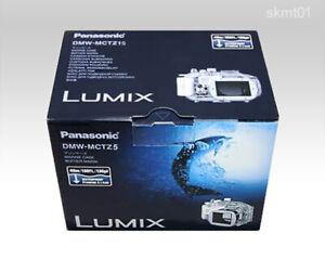 Panasonic DMW-MCTZ5 Under Water Marine Case Waterproof For Lumix TZ5 New from JP