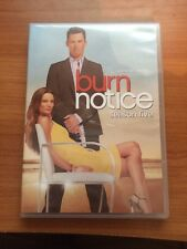 Burn Notice: Season Five (DVD, 2012, 4-Disc Set) A new day breaks...pm31