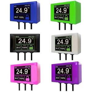 Microclimate EVO LITE Digital Thermostat for reptiles, lizards & snake vivarium