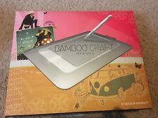 Wacom Digital Graphics Tablet - Bamboo Craft