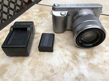 Sony Alpha NEX-F3 16.1MP Digital Camera