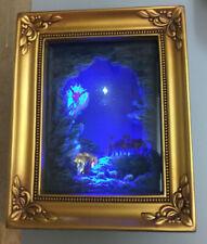 Gallery of Light Nativity Shadow Box by Olszewski Miniature Scene for collectors