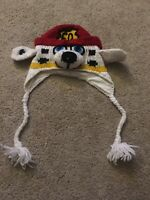 Paw Patrol Marshall Winter Hat Youth One Size Fits Most