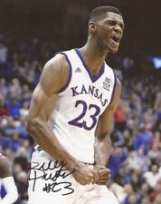 Billy Preston signed Kansas Jayhawks 8x10 photo 2018 NBA Draft 4