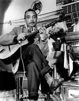 OLD MUSIC PHOTO of Jazz Guitarist & Composer Django Reinhardt 2