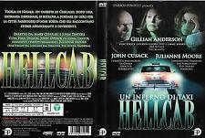 HELLCAB UN INFERNO DI TAXI (1997) dvd ex noleggio
