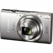 Canon PowerShot ELPH 360 HS Digital Camera (Silver)