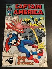 Captain America#343 Incredible Condition 9.0(1998) 1st Resistants App,Dwyer Art!